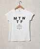 T-shirt Donna Cotone WEEK-END