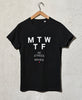 T-shirt Uomo Cotone WEEK-END