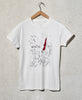T-shirt Uomo Cotone READING
