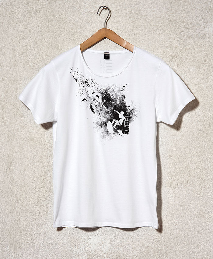 T-shirt Uomo SURFING