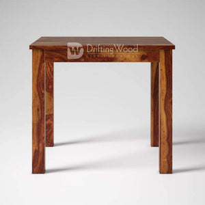 DriftingWood Dining Table 4 Seater | Four Seater Dinning Table with Chairs | Dining Room Sets | Sheesham Wood, Teak Finish