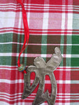 Recycled Metal Christmas Ornaments *Angel*
