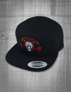 One More Rep King of the Gym Snapback Hat