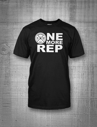 One More Rep Women's Logo T-Shirt