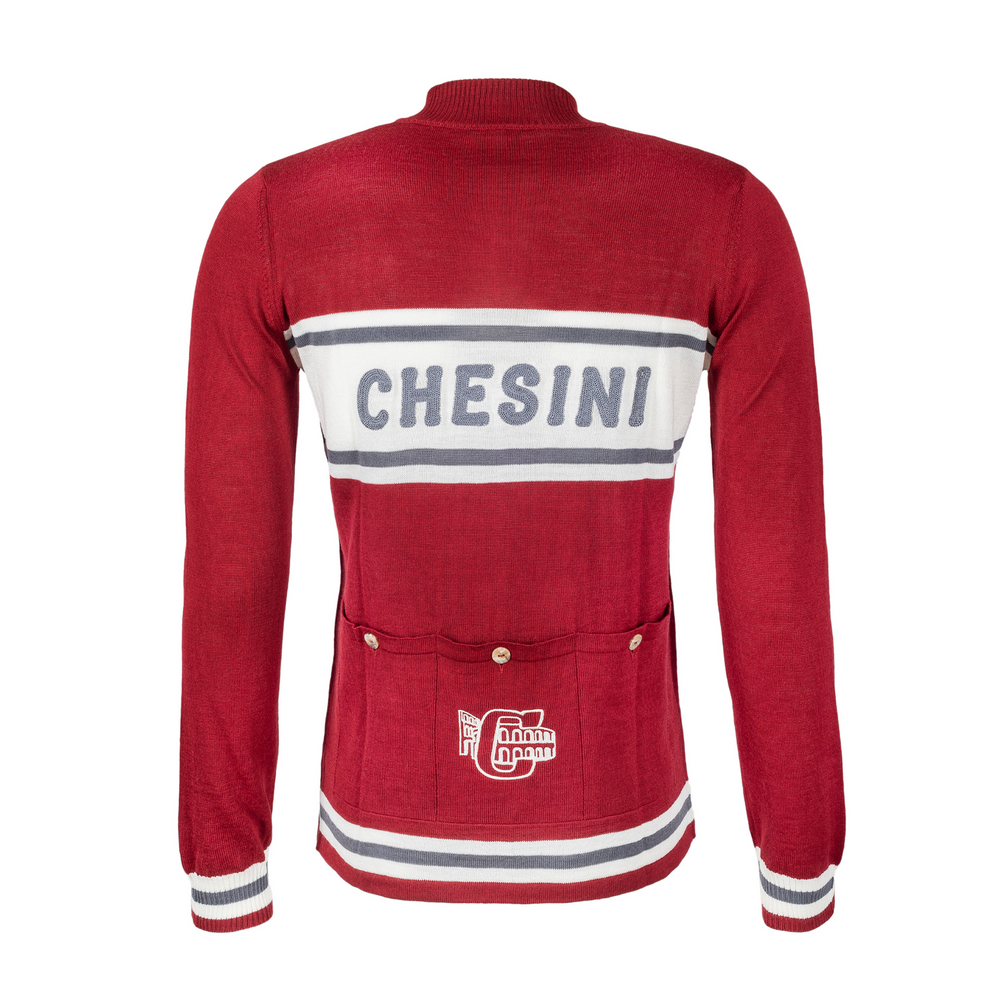 Long Sleeve Wool Chesini Jersey