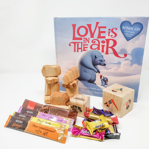 Teachers gift box