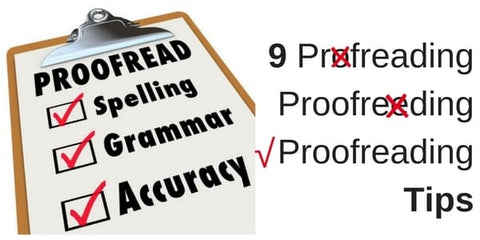 PROOFREADING - 1000 Words