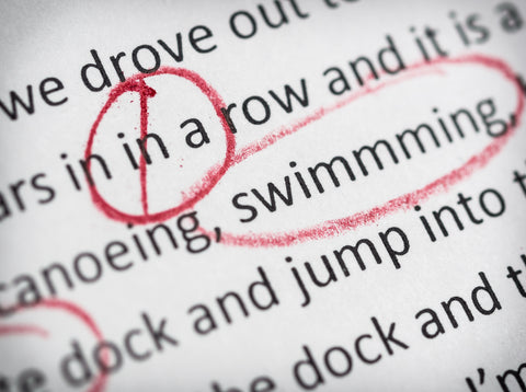 PROOFREADING AND EXTENSIVE EDITING - 1000 WORDS