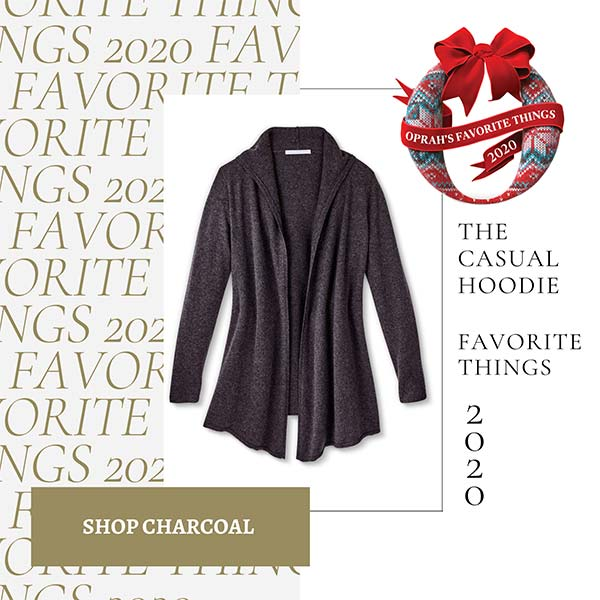 Alpine Cashmere Favorite Things 2020