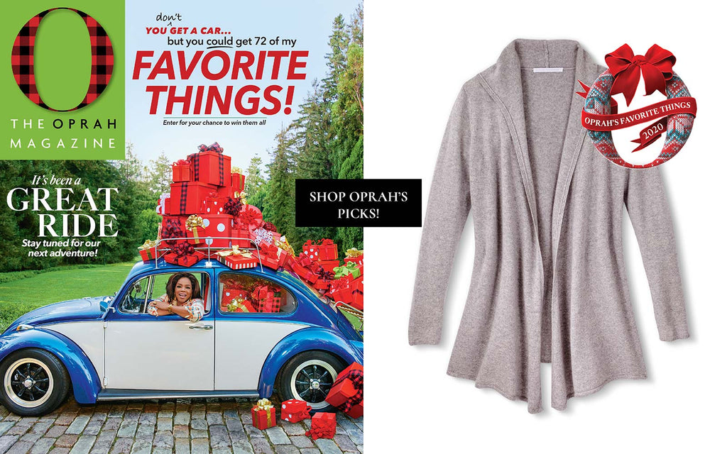 Alpine Cashmere Favorite Things 2020 Casual Hoodies