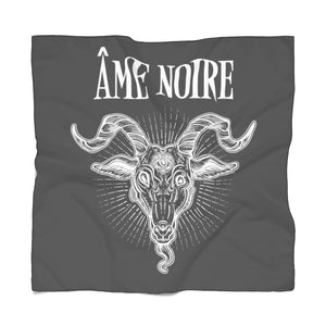 HorrorWeb Exclusive Ame' Noir Poly Scarf