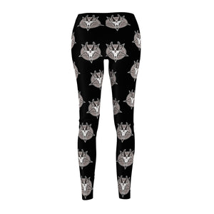 Exclusive HorrorWeb Goat Head Leggings