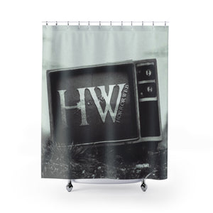 Horrorweb Shower Curtains