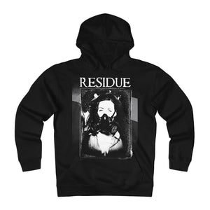 Residue Gas Mask - Unisex Heavyweight Fleece Hoodie