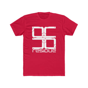 Residue Logo - Men's Cotton Crew Tee