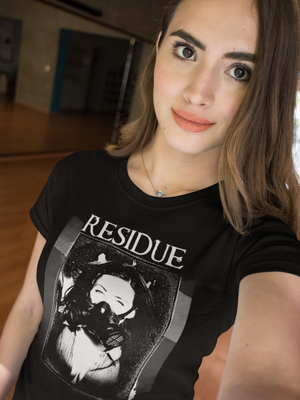 Residue Gas Mask - Women's Favorite Tee