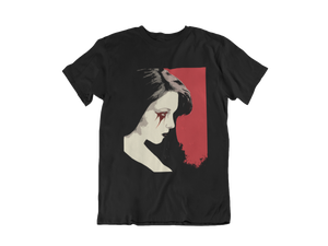 "HorrorWeb Exclusive ""Scarah"" T-Shirt - Unisex"