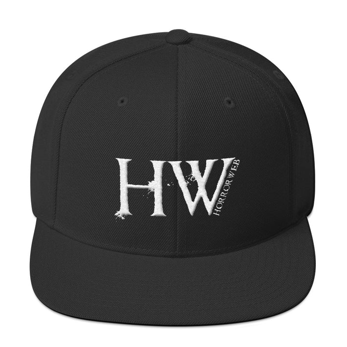 HorrorWeb Signature Series - Snapback Hat