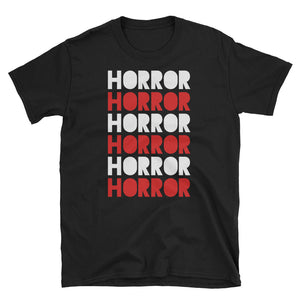 SCREAM HORROR unisex T-Shirt