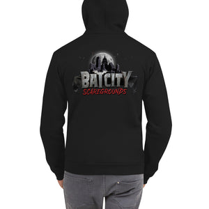 Official Bat City Scaregrounds Hoodie sweater