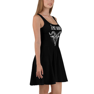 HorrorWeb Exclusive Ame Noire Skater Dress