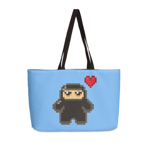 Pixel Ninja Love Bag