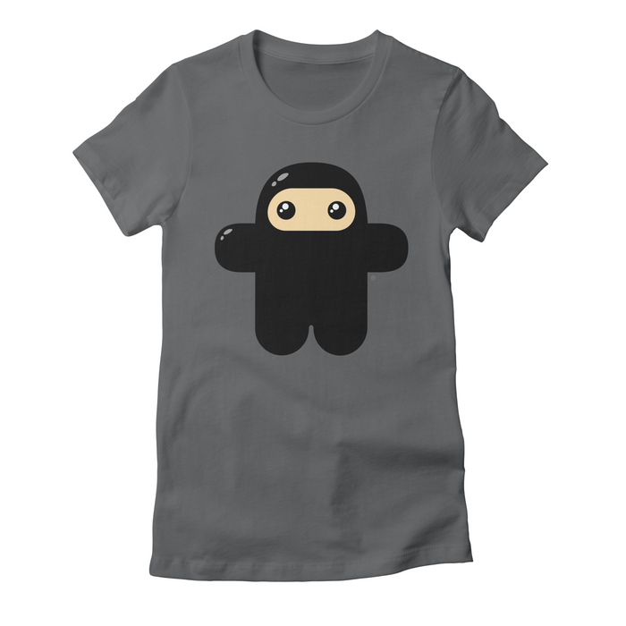 Original Wee Ninja Women's T-Shirt Fitted