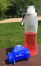 Load image into Gallery viewer, Roll n' Go Silicone Water Bottles