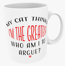 Load image into Gallery viewer, Mug - 11oz Ceramic with Fun Sayings