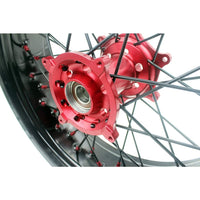 Jantes Supermotard Gasgas Black And Red