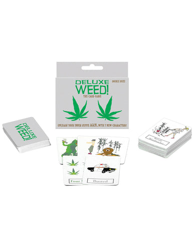 Deluxe Weed Card Game