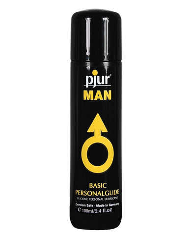 Pjur Man Silicone Personal Lubricant - 100 Ml Bottle