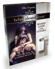 Behind Closed Doors Board Game For Lovers