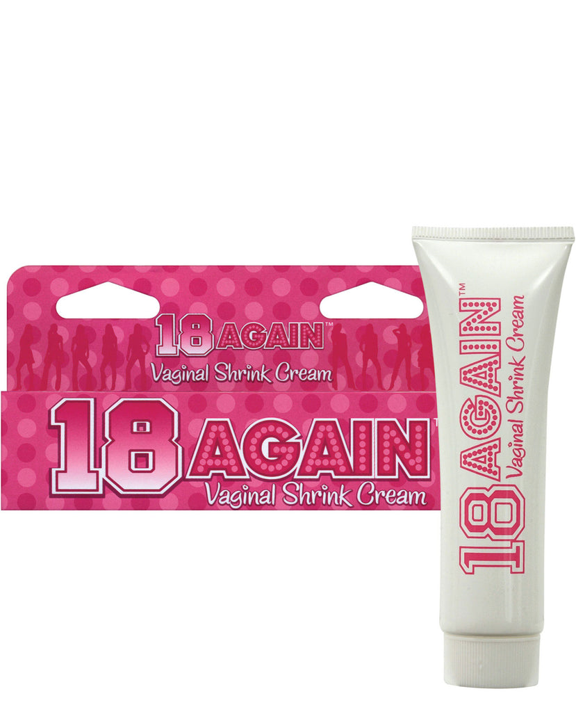 18 Again - Vaginal Shrink Cream