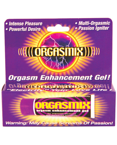Orgasmix Orgasm Enhancement Gel - 1 Oz