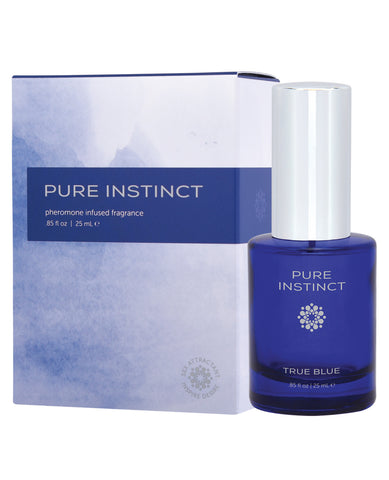 Pure Instinct Pheromone Fragrance - .85 Oz. True Blue