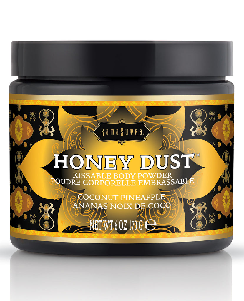 Kama Sutra Honey Dust - 6 Oz Coconut Pineapple