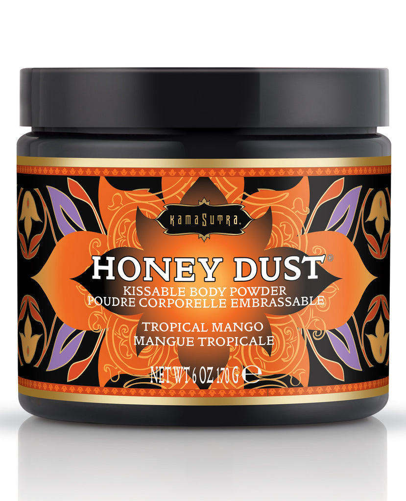 Kama Sutra Honey Dust - 6 Oz Tropical Mango