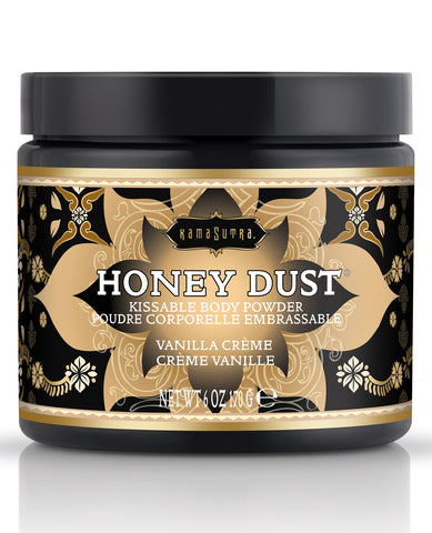 Kama Sutra Honey Dust - 6 Oz Vanilla Creme