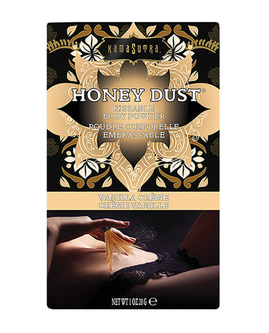 Kama Sutra Honey Dust - 1 Oz Vanilla Creme