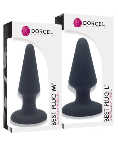 Dorcel Best Plug Expert Kit M-l - Black