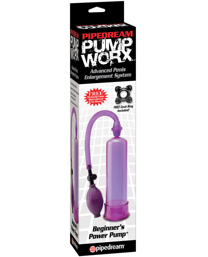 Pump Worx Beginner's Power Pump - Purple