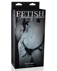 Fetish Fantasy Limited Edition The Pegger W-straps - Black