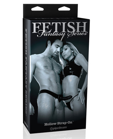 Fetish Fantasy Limited Edition Hollow Strap On - Black