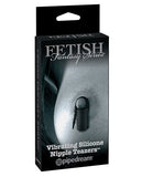 Fetish Fantasy Series Limited Edition Vibrating Silicone Nipple Teazers