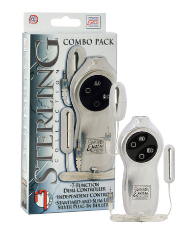 Sterling Combo Pack #5 Dual Controller W-2 Bullets - 7 Function