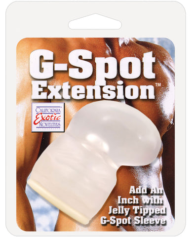 G-spot Extension - Clear