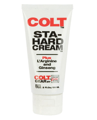 Colt Sta-hard Cream - 2 Oz