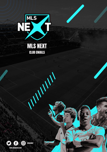 MLS NEXT Email List