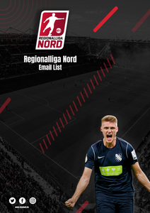 Regionalliga Nord (German 4th Division) Email List